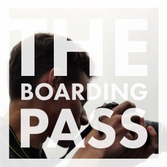 The Boarding Pass Logo Camera-01
