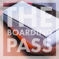 The Boarding Pass Logo Bag-01-01