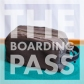The Boarding Pass Logo Bag-01