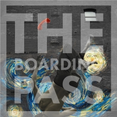 The Boarding Pass Logo Falling-01